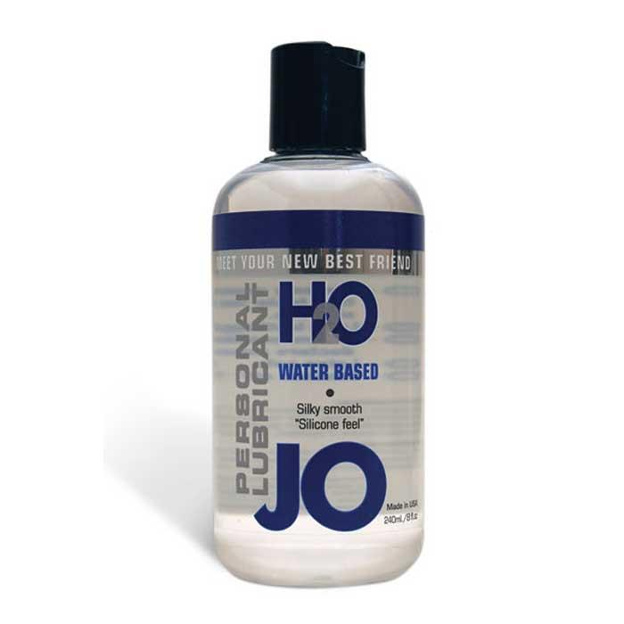 Лубрикант на водной основе JO Personal Lubricant H2O - 240 мл. - фото 134088