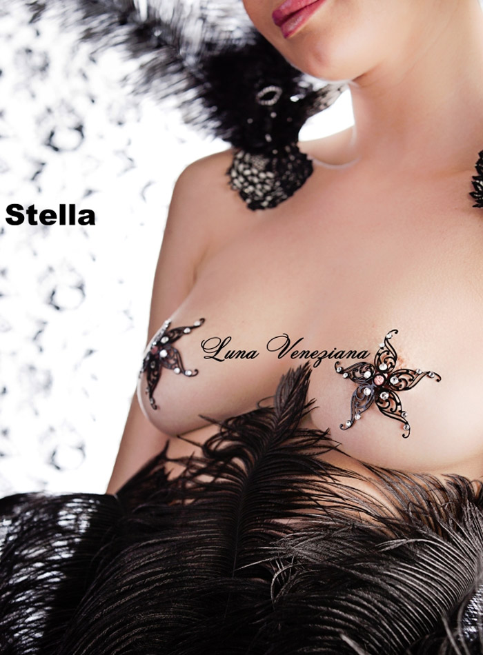 Украшение на грудь Stella Marina