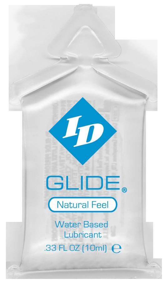 Гель-смазка на водной основе ID Glide Pillow Jar - 10 мл.