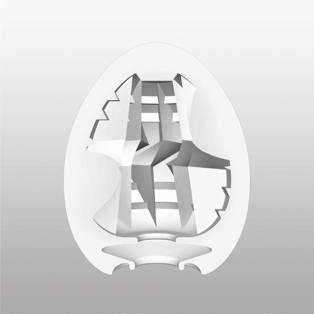 Мастурбатор-яйцо THUNDER - фото 134527