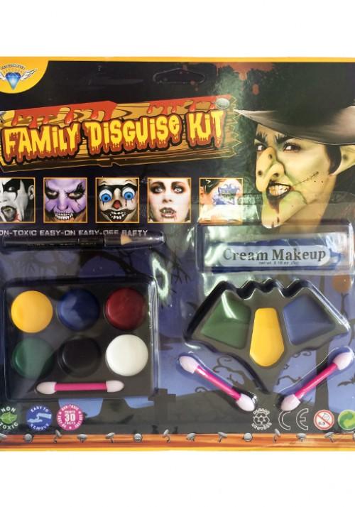 Грим на Хэллоуин (большой набор №3) - фото 241482