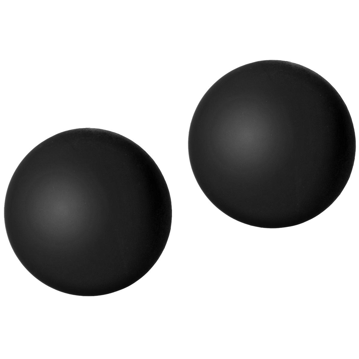Шарики Black Rose - Ben Wa Balls - Black - фото 241738
