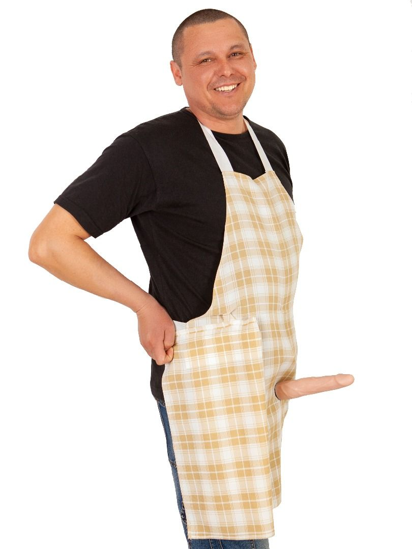 Фартук  Кухонный  с фаллосом