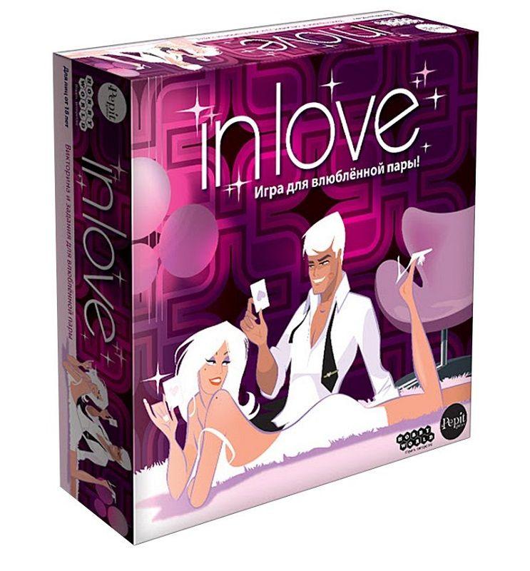 Настольная игра для влюблённых IN LOVE