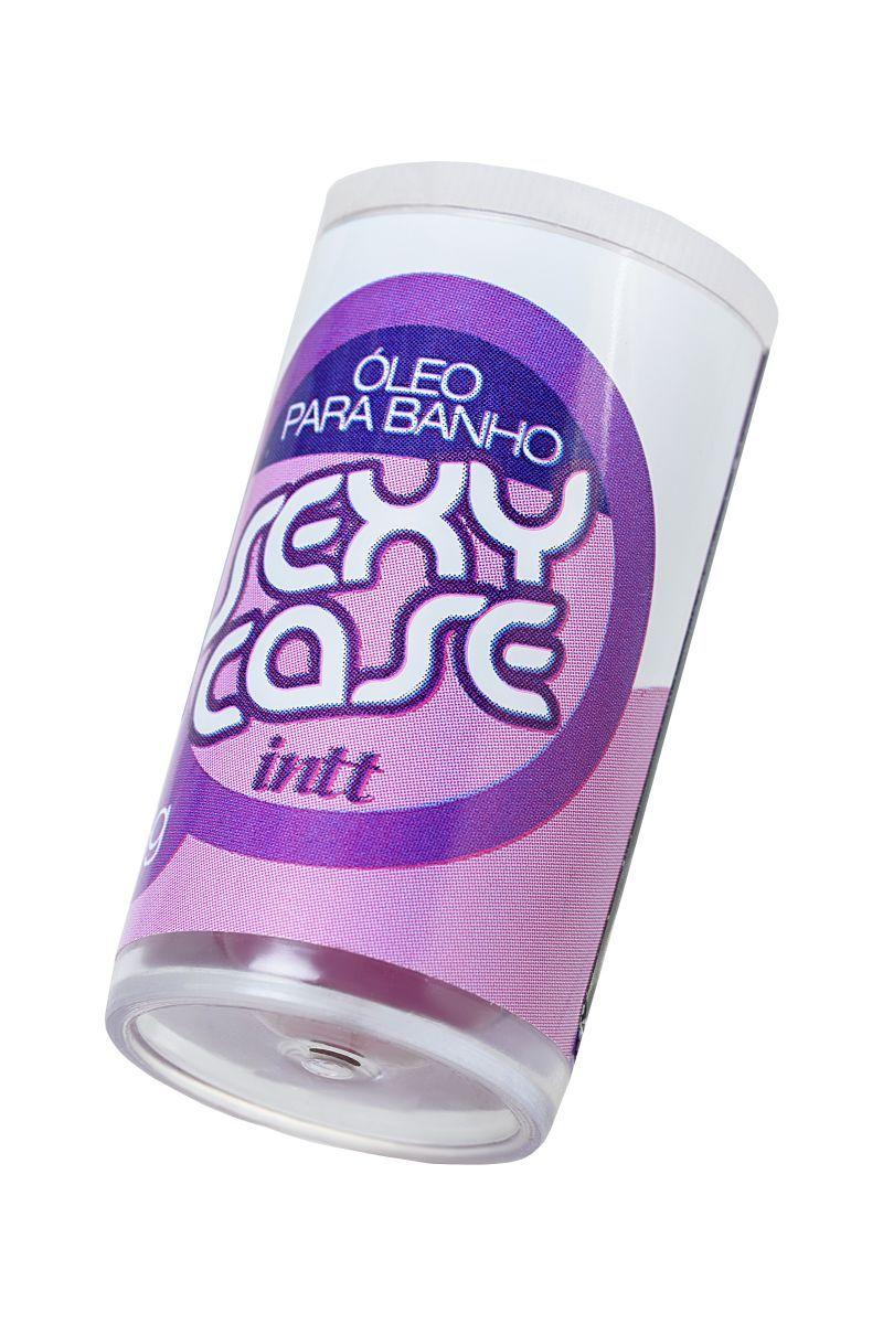 Масло для ванны и массажа SEXY CASE с приятным ароматом - 2 капсулы (3 гр.)