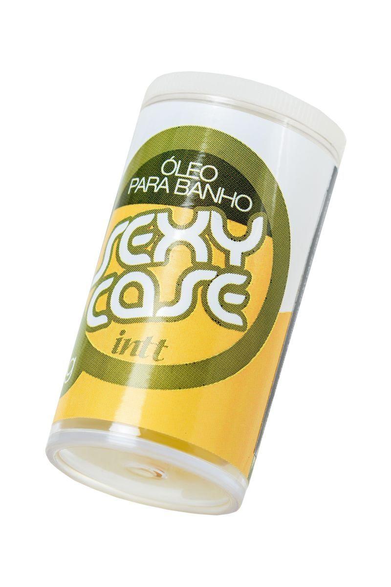 Масло для ванны и массажа SEXY CASE с возбуждающим ароматом - 2 капсулы (3 гр.)