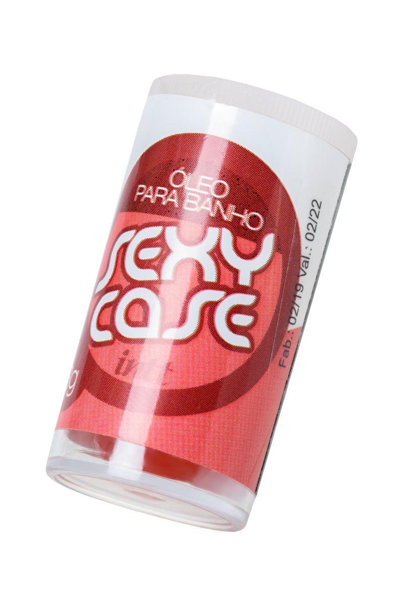 Масло для ванны и массажа SEXY CASE с цветочно-древесным ароматом - 2 капсулы (3 гр.)