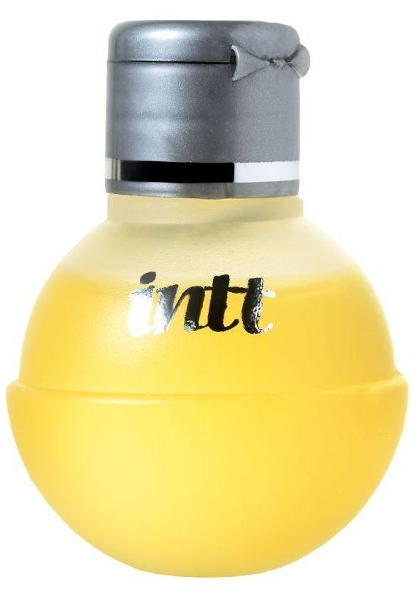 Массажное масло FRUIT SEXY Maracuja с ароматом маракуйи и разогревающим эффектом - 40 мл.