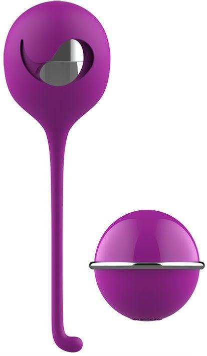 Ярко-розовое виброяйцо с пультом управления Remote Cherry