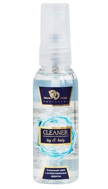 Очищающий спрей CLEANER toy and body - 50 мл. - фото 201279