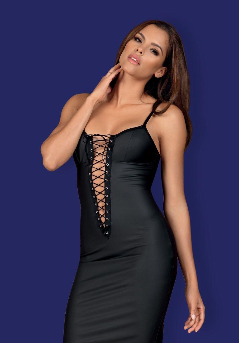 Элегантное платье на шнуровке Redella