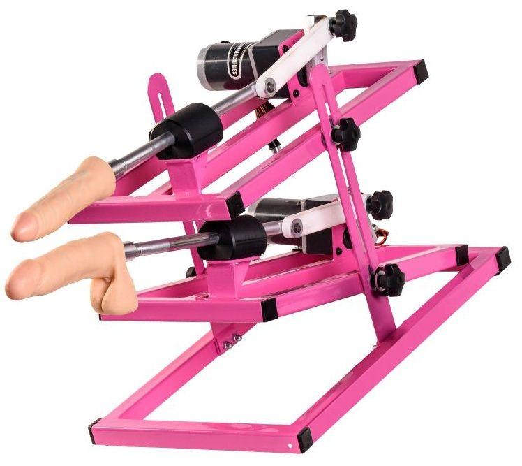 Розовая секс-машина  Дабл-Казанова