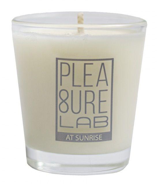 Массажная свеча At Sunrise со сладким ароматом какао - 50 мл. - фото 360201