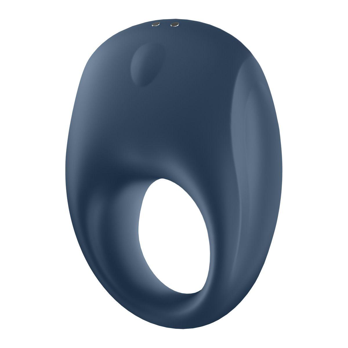 Эрекционное кольцо Satisfyer Strong One с возможностью управления через приложение - фото 371211