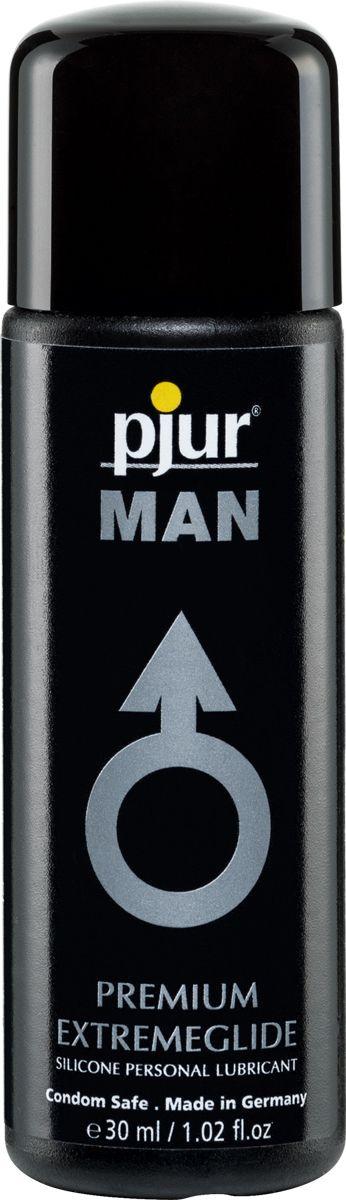 Концентрированный лубрикант pjur MAN Premium Extremglide - 30 мл. - фото 266028