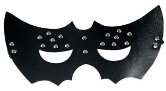 Черная маска на глаза «Бэтмэн» - фото 1306979