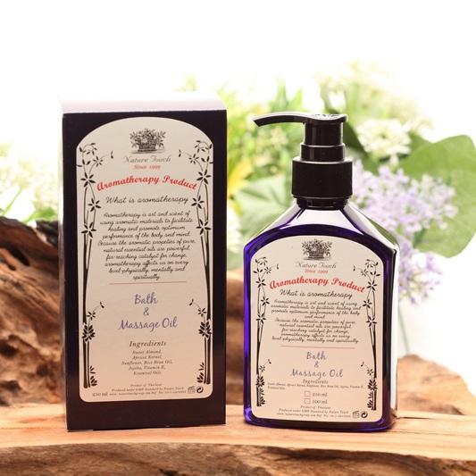 Массажное масло Bath   Massage Oil ROMANCE - 250 мл.
