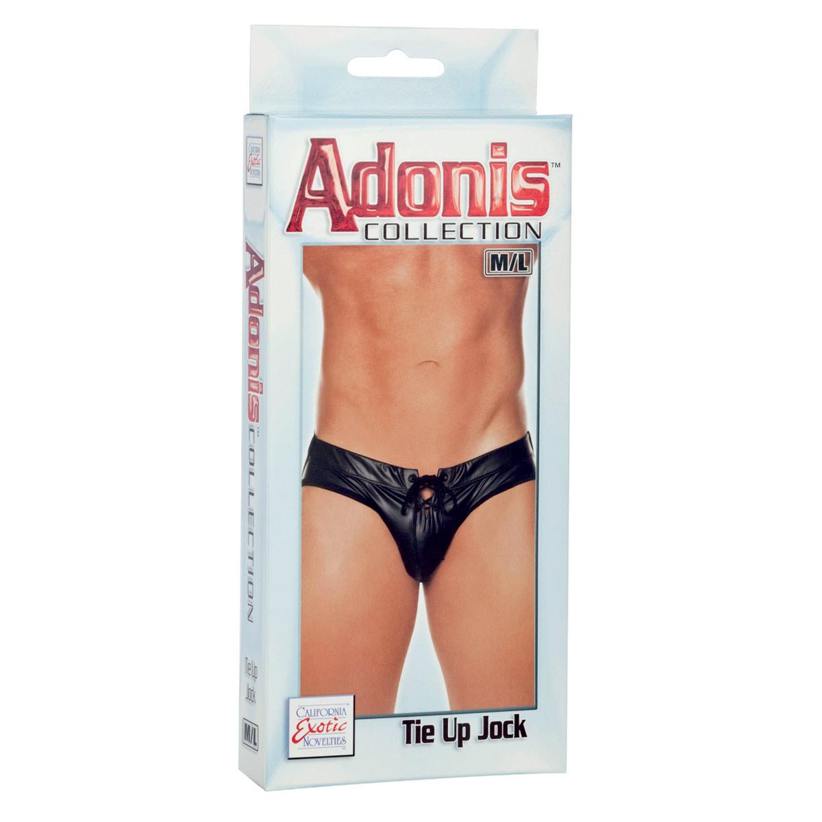 Мужские трусы-джоки Adonis Tie Up Jock - фото 528314
