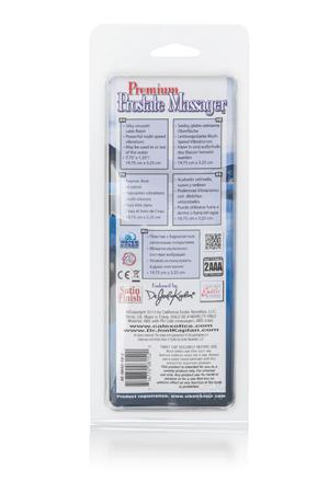 Вибромассажер простаты Dr. Joel Kaplan Premium Prostate Massager - фото 315863