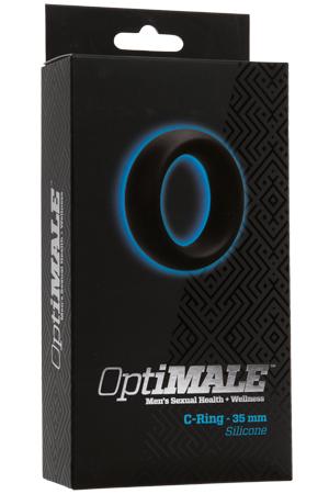 Эрекционное кольцо OPTIMALE C-Ring Thick - фото 316147
