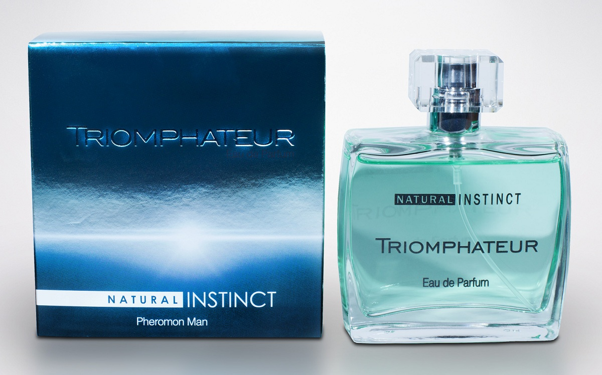 Мужская парфюмерная вода с феромонами Natural Instinct Triomphateur - 100 мл. - фото 1652913