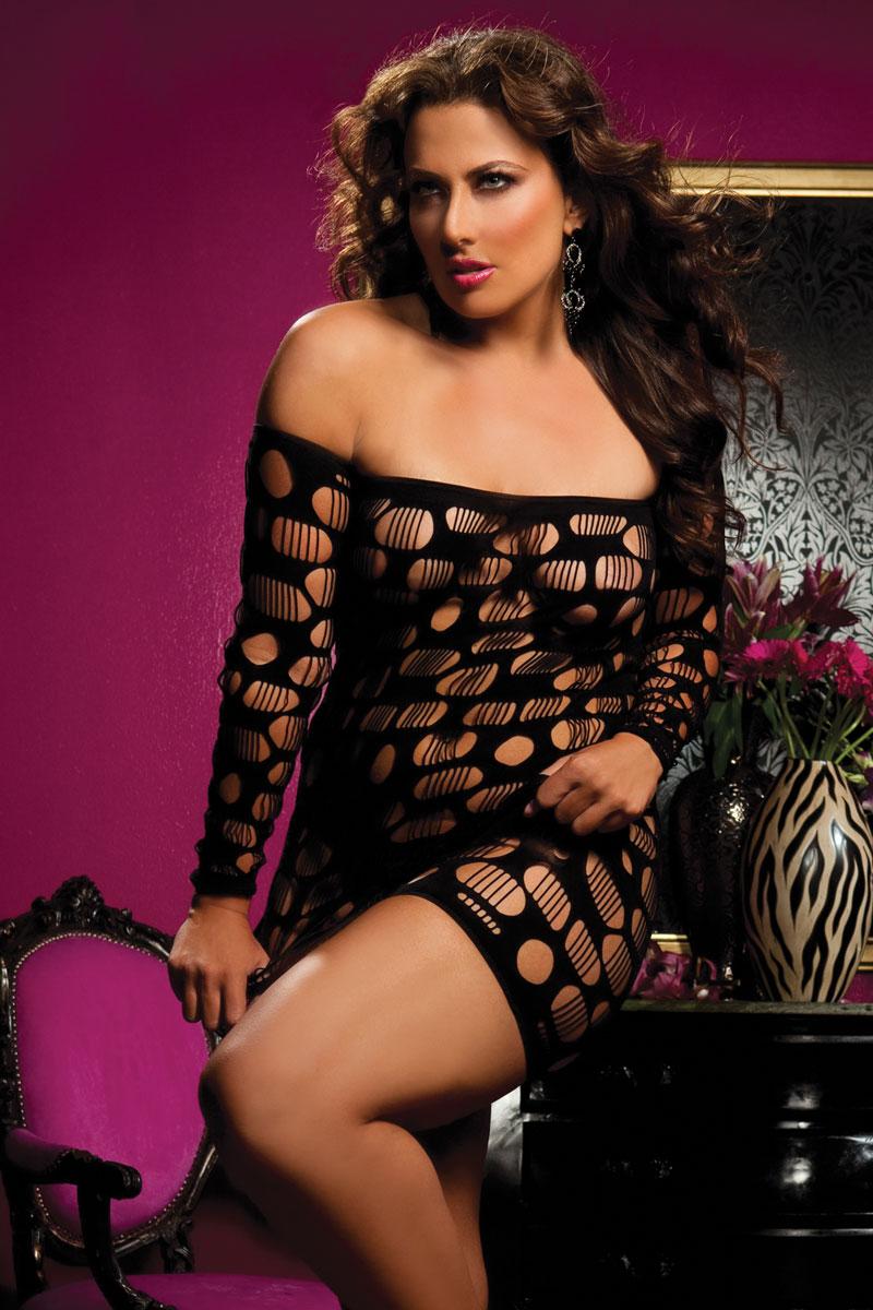 Облегающее платьице SEXY DRIVE - фото 138525