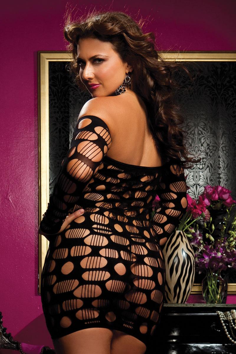 Облегающее платьице SEXY DRIVE - фото 138526