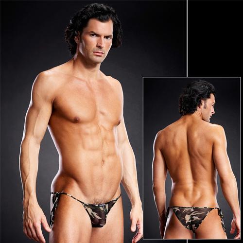 Мужские side-tie бикини - фото 530846