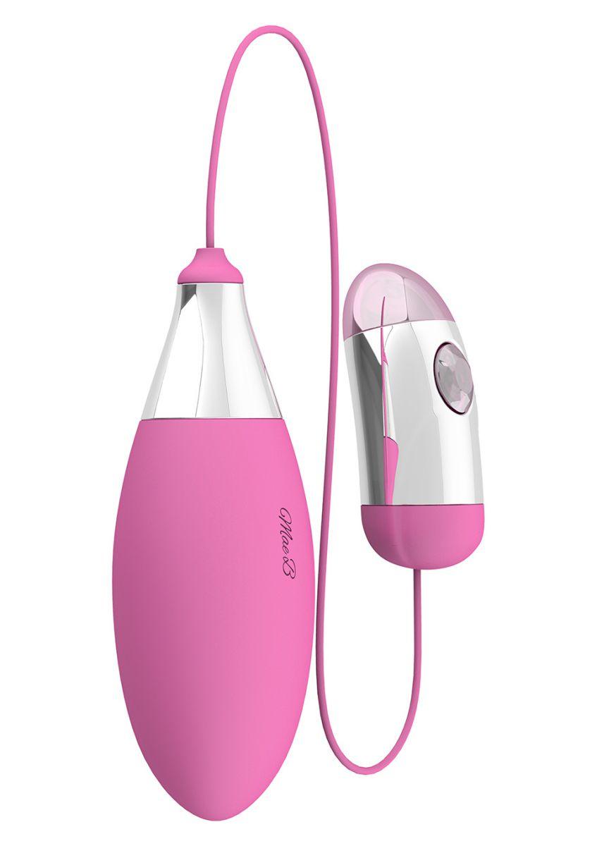 Розовый вибростимулятор Soft Touch Stimulator - 10 см.