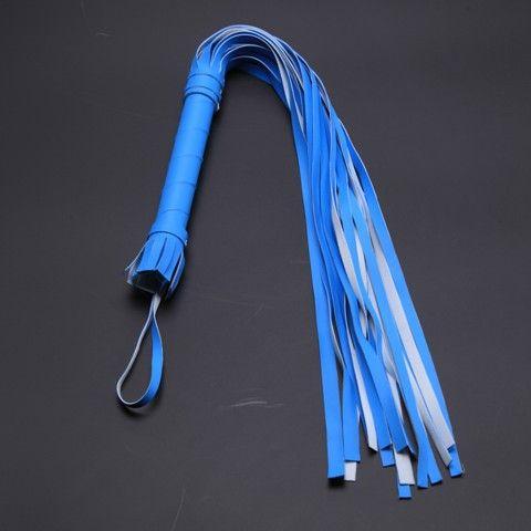 Голубая плеть-многохвостка - 65 см. - фото 140579