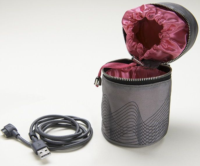 Сумка-чехол для Revel Body с дополнительным шнуром для зарядки