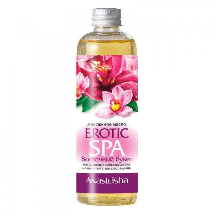 Массажное масло для тела  Erotic SPA Восточный букет  - 150 мл. - фото 140880