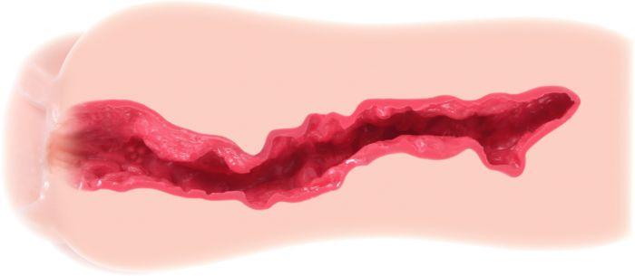 Мастурбатор-вагина Sandra без вибрации  - фото 141038