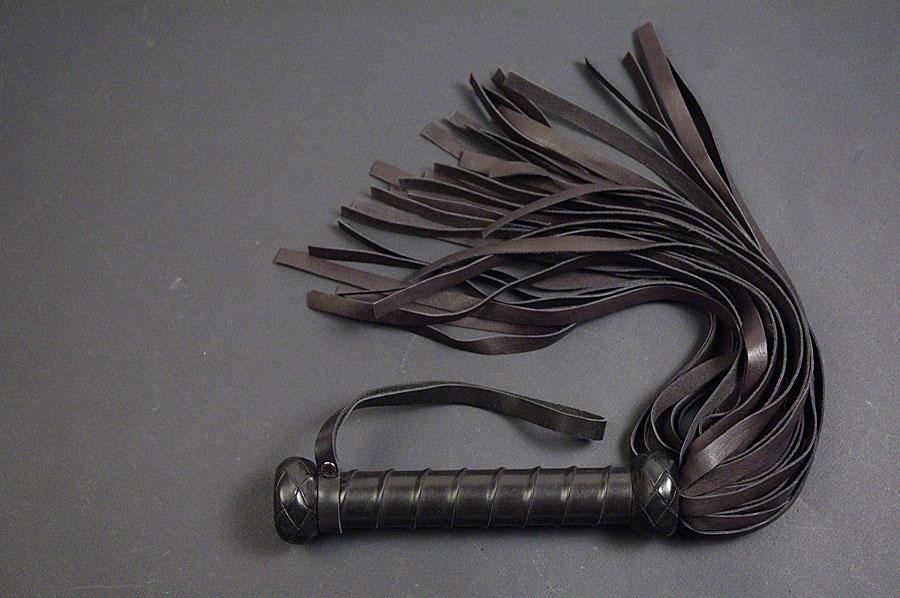 Черная плеть  Толстый Витень-Битень  - 55 см.