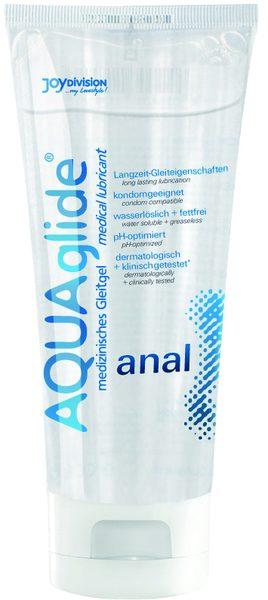 Гель-лубрикант AQUAglide Anal на водной основе - 100 мл.
