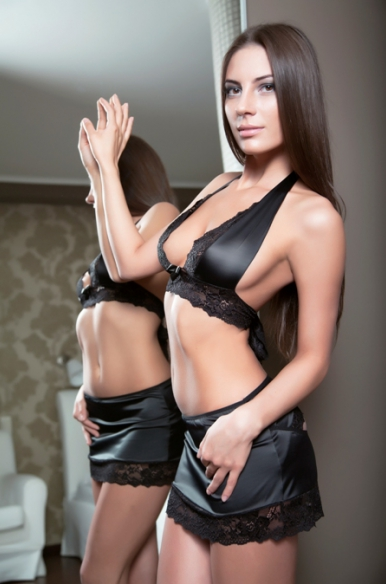 Сексуальный комплект Anigue с кружевом