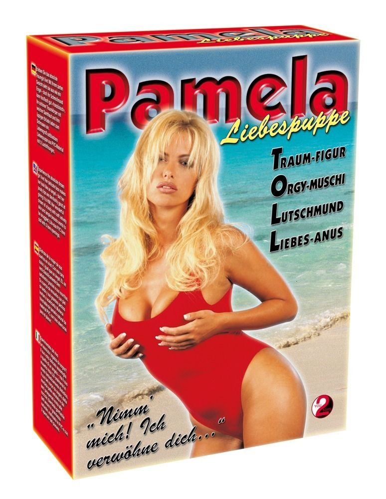 Сексуальная секс-кукла Pamela - фото 126952