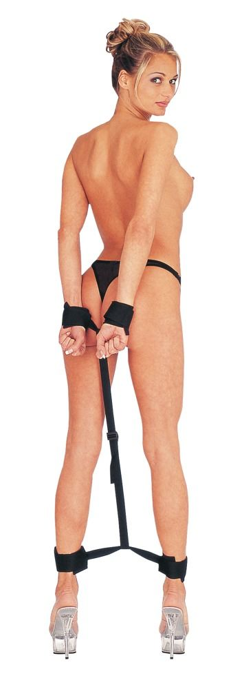 Ножные и ручные манжеты на сцепке - фото 182050