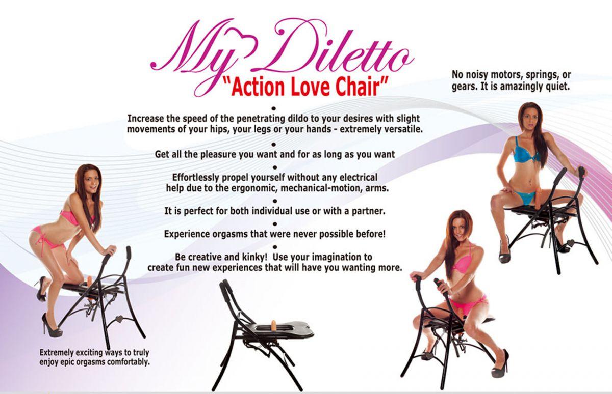 Секс-тренажер My Diletto - фото 242518