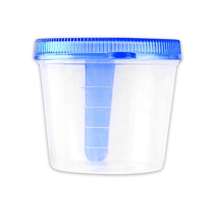 Пластиковый контейнер для анализов