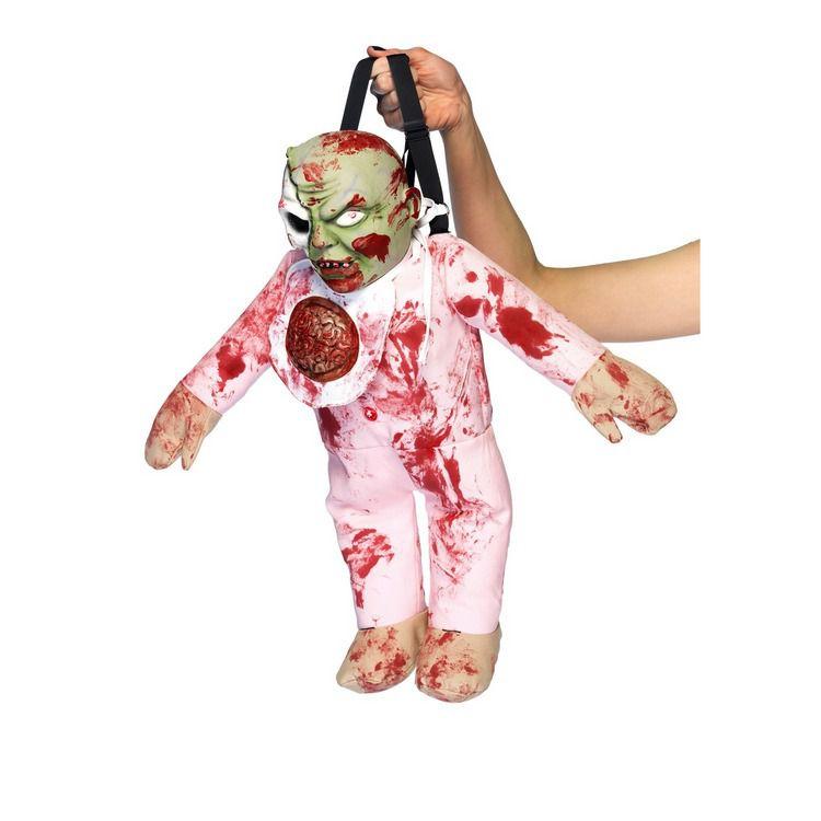 Рюкзак  Малыш Зомби  - фото 534911