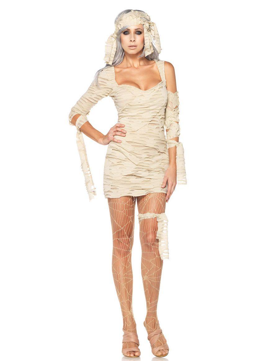 Карнавальный костюм мумии - фото 143555