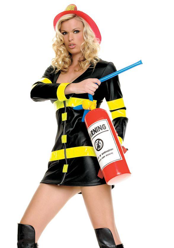 Надувной огнетушитель - фото 143556