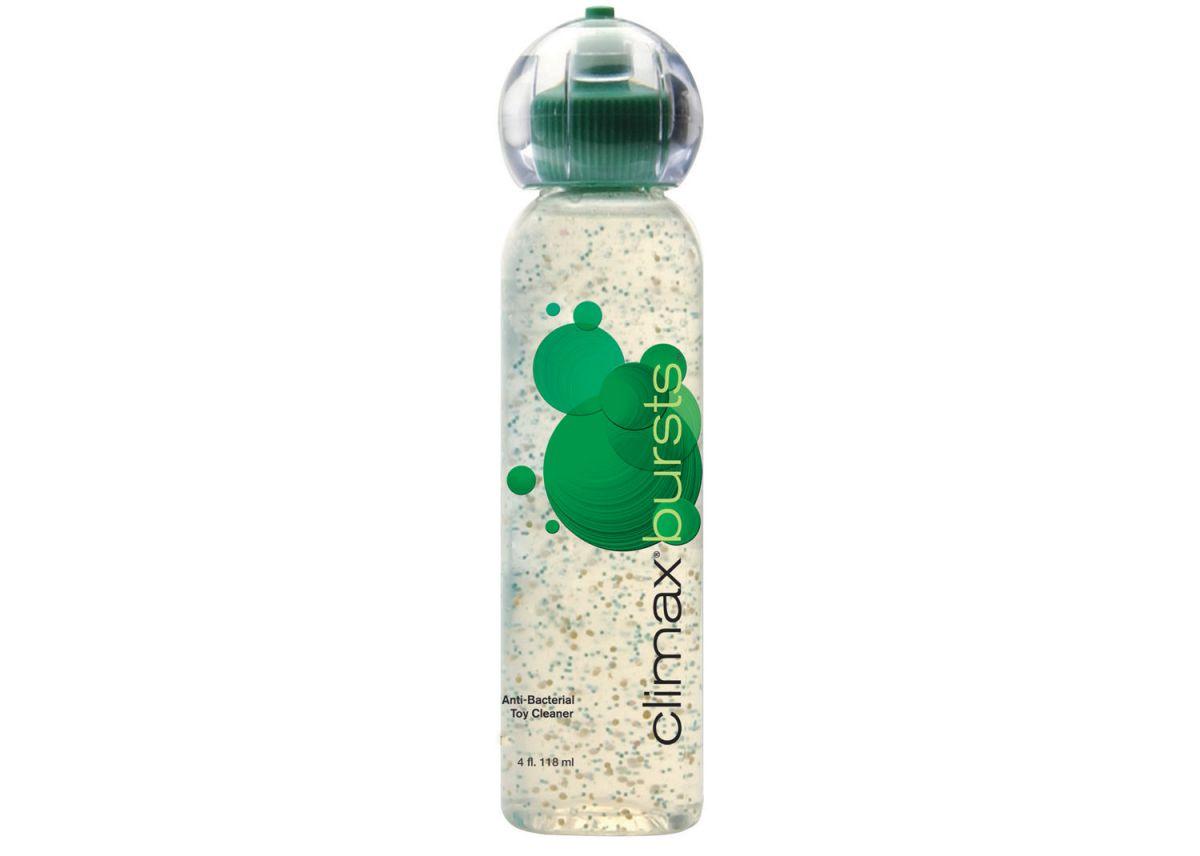 Антибактериальное средство для очистки игрушек Climax Bursts - 118 мл. - фото 143572