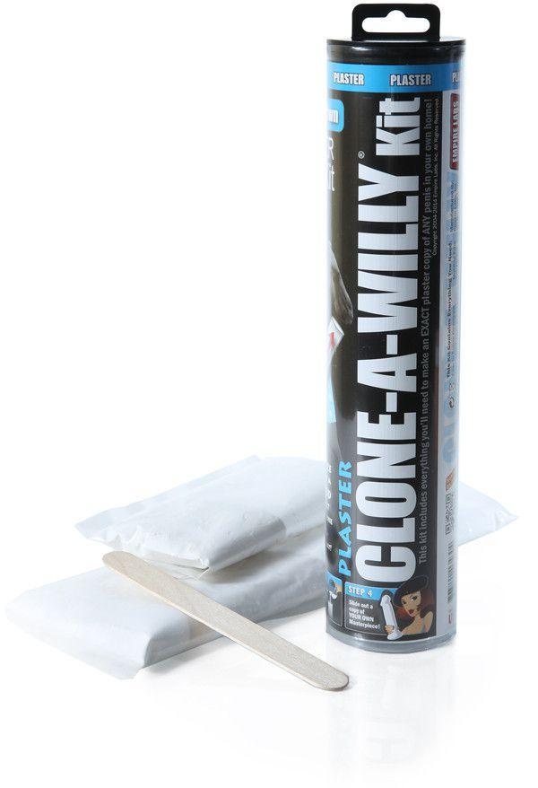 Набор для создания копии пениса Clone A Willy Kit – Plaster