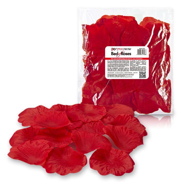 Алые лепестки роз Bed of Roses - фото 143791