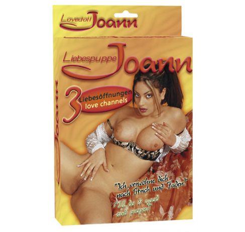Надувная секс-кукла Joahn - фото 143903