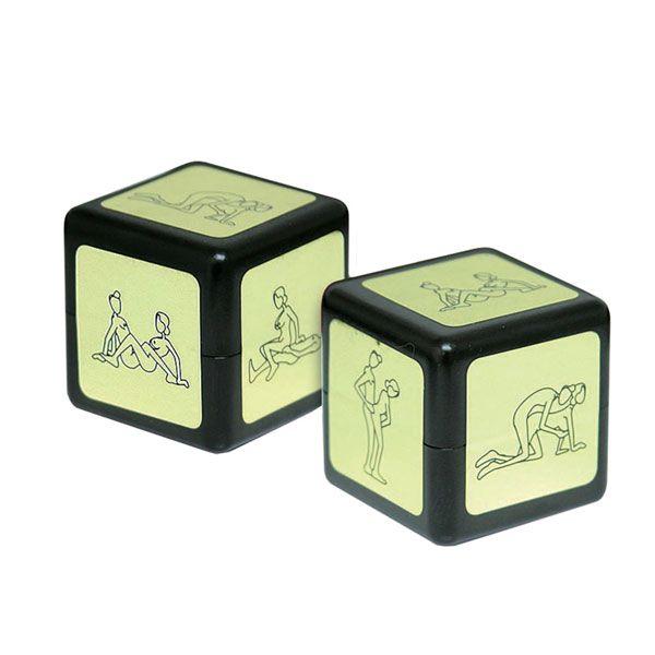 Кубики с позами THE KAMA SUTRA DICE