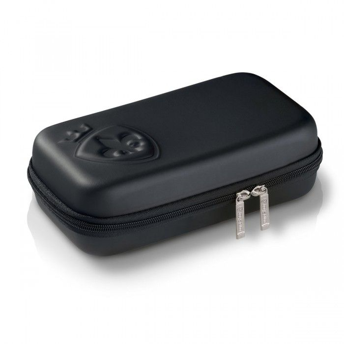 Вибратор с электростимуляцией Sizzling Simon Black Edition - 27 см. - фото 131313