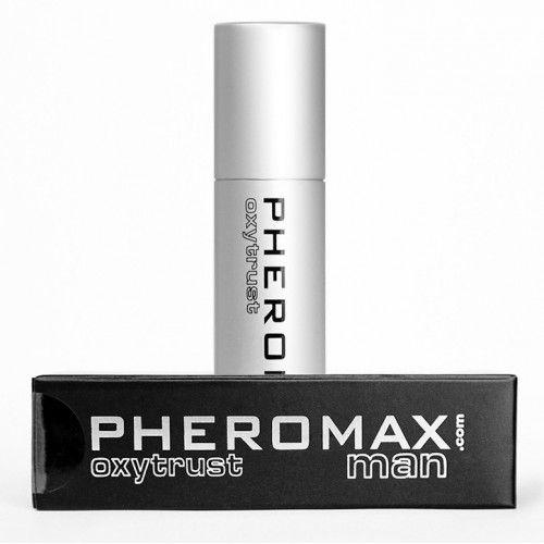 Концентрат феромонов для мужчин Pheromax Oxytrust for Men - 14 мл. - фото 1661749